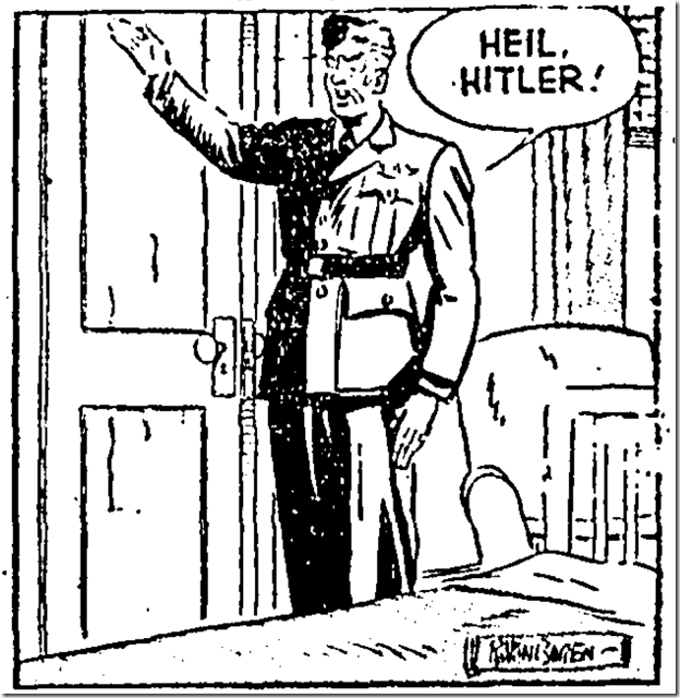 June 5, 1942, Comics
