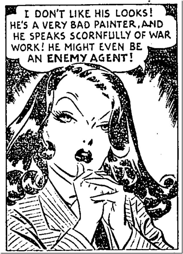 July 31, 1942, Comics