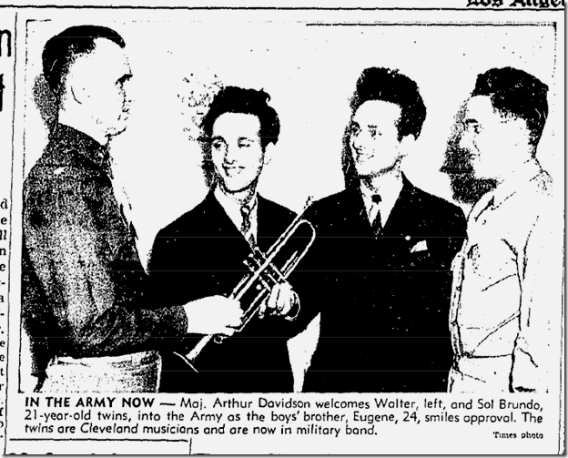 July 7, 1942, Jive Cats