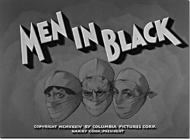 """""""Man in Black"""""""