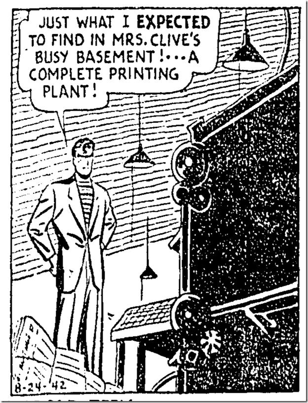 Aug. 24, 1942, Comics