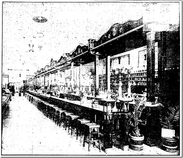 Fosgate's Mission Soda Fountain