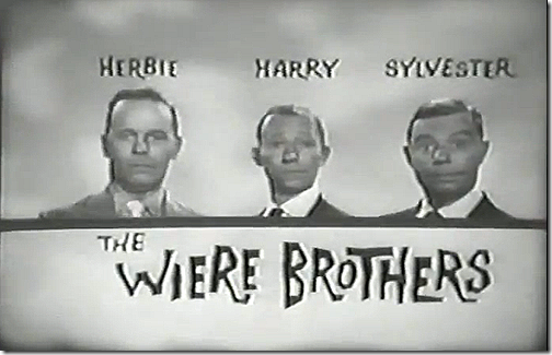 "The Wiere Brothers in ""Oh Those Bells"""