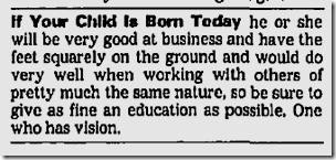 Oct. 11, 1984, horoscope