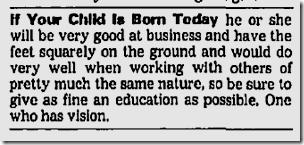 Oct. 11, 1984, horoscope