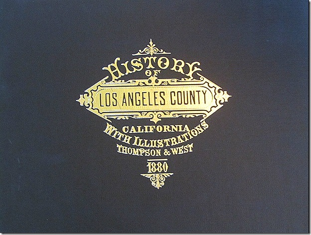 Los Angeles County History, 1880
