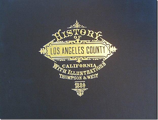 Los Angeles County History, 1880