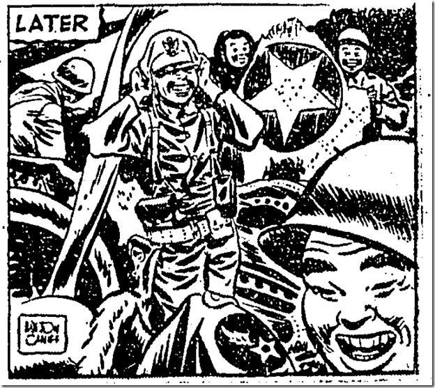 Nov. 2, 1942, Comics