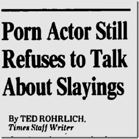 Nov. 9, 1982, John Holmes