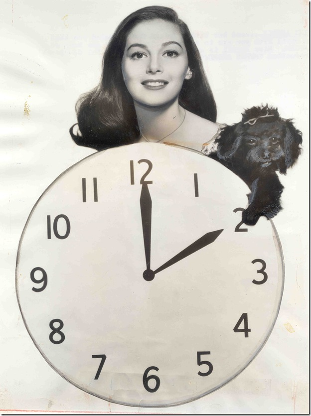 Pier Angeli Time Change