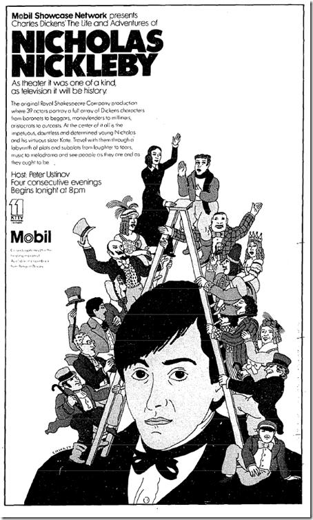 Jan. 10, 1983, Nicholas Nickelby