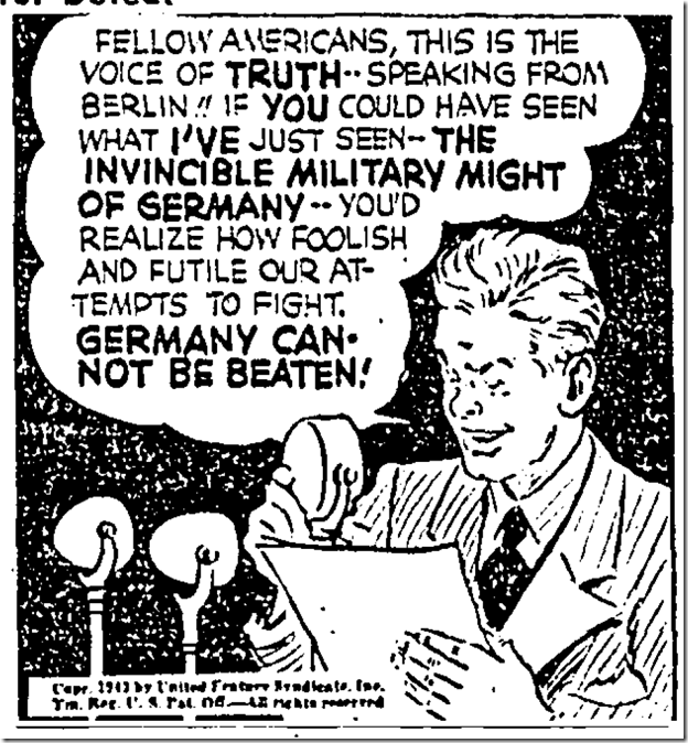 Jan. 17, 1943, Comics