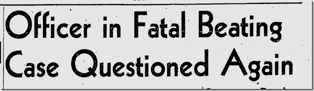 Jan. 17, 1943, Beebe Case