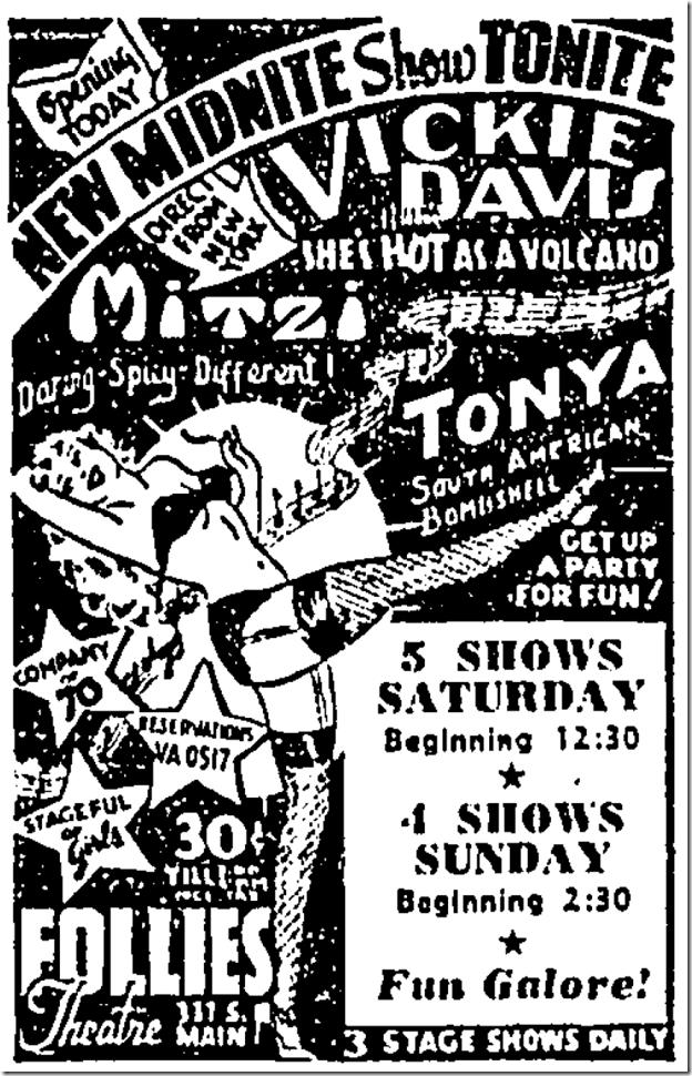 Jan. 17, 1943, Follies