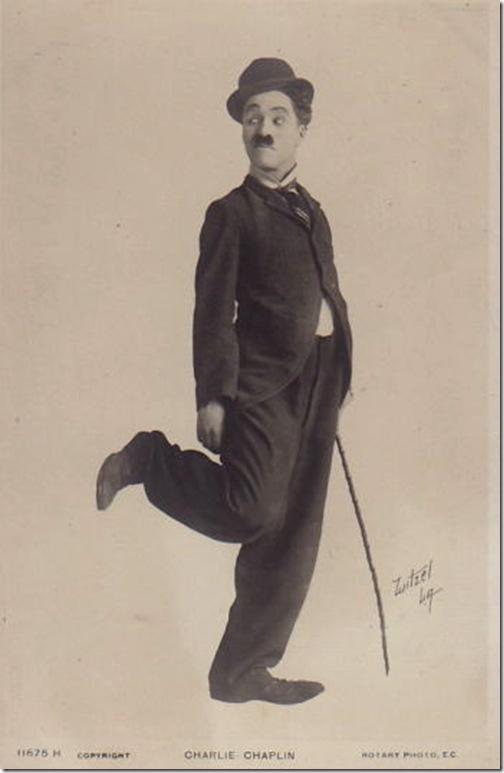 Witzel, Charlie Chaplin