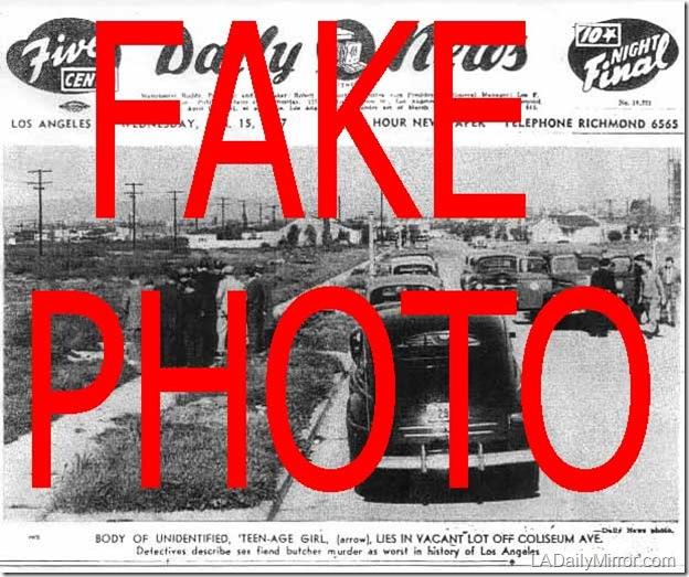 Daily News Fake Photo
