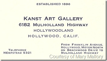 Kanst Business Card