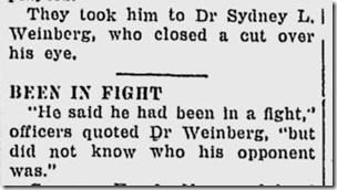 Dr. Sydney Weinberg