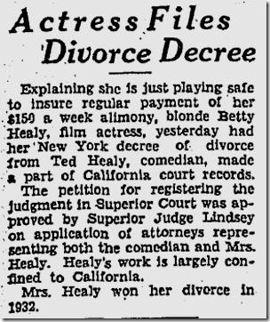 Jan. 23, 1936, Healy Alimony