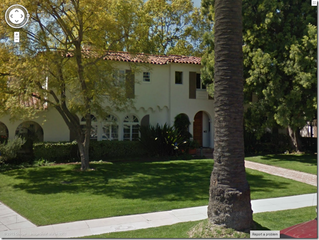 623 Hillcrest Drive, Beverly Hills, home of Ted Healy