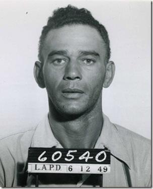 1949 LAPD Mug Shot