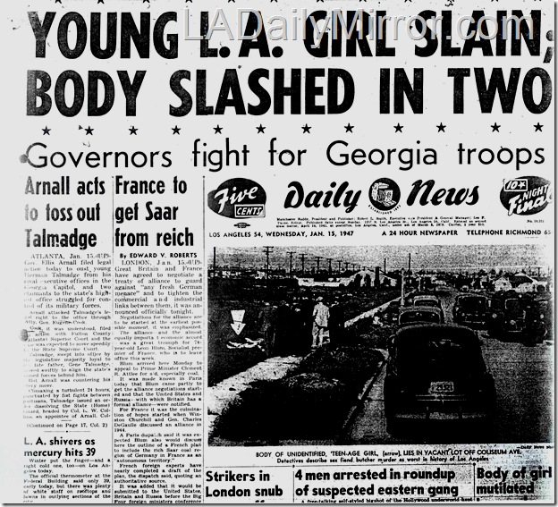 Jan. 15, 1947, Daily News