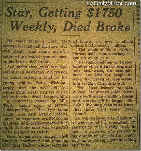 Dec. 25, 1937, Los Angeles Examiner