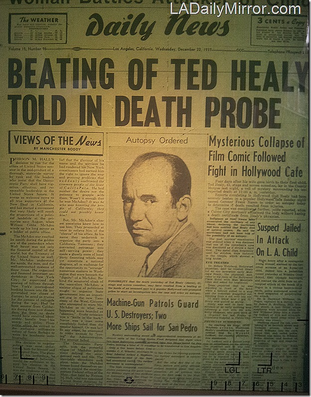 Los Angeles Daily News, Dec. 22, 1937
