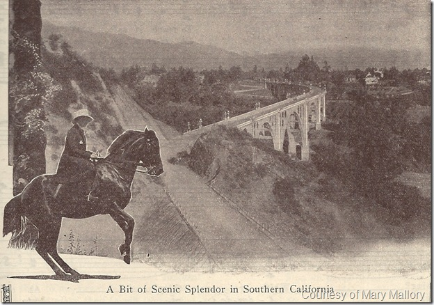 Arroyo Bridge circa 1920