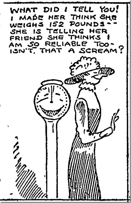 June 28, 1921, Comics