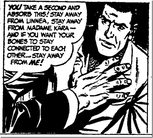 Aug. 9, 1963, Comics