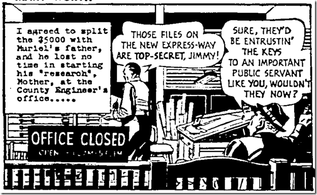 July 18, 1963, Comics