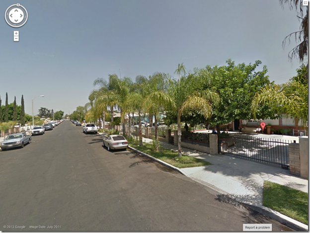 10600 block of El Dorado Avenue