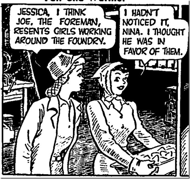 July 24, 1943, Comics
