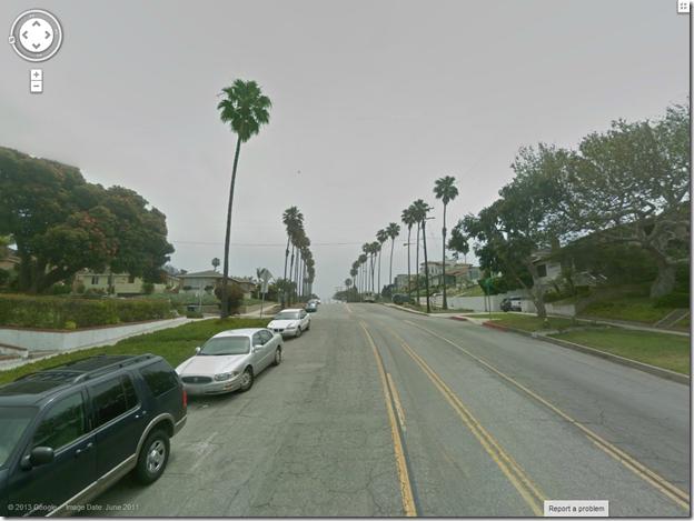 Knob Hill Avenue, Redondo Beach