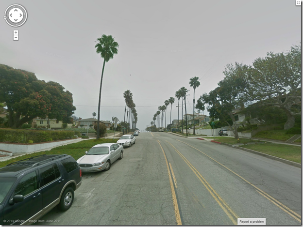 Knob Hill Avenue, Redondo Beach