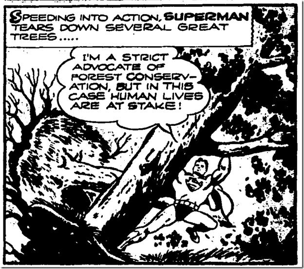 July 25, 1943, Comics