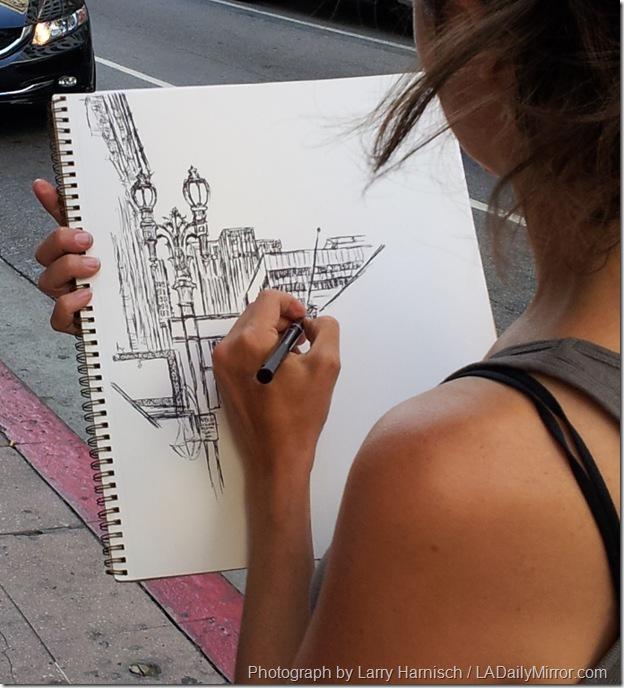 Aug. 14, 2013, Mystery Artist