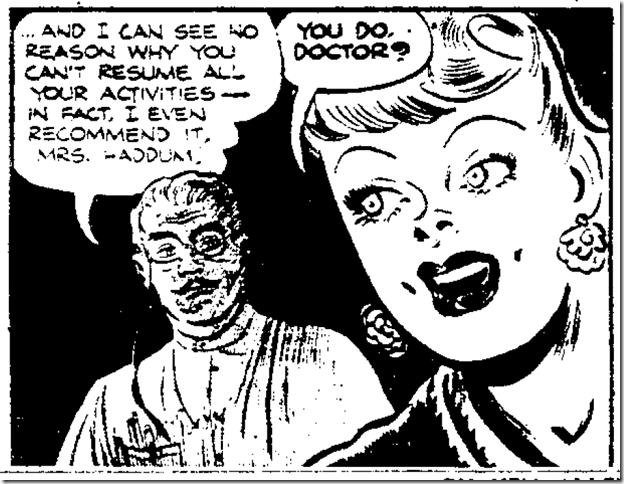 Sept. 12, 1953, Comics