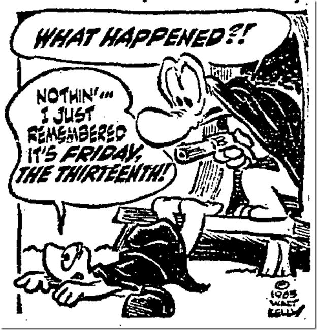 Sept. 13, 1963, Comics
