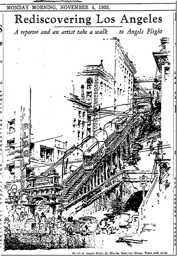 Nov. 4, 1935, Angels Flight