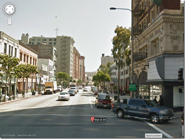 5th and Main, Los Angeles