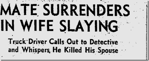 Aug. 22, 1953, Hammer Murder