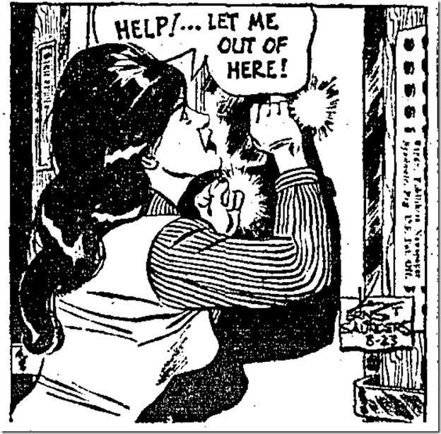 Aug. 23, 1963, comics