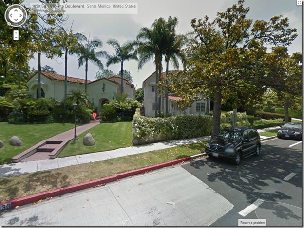 1000 Block of San Vicente Boulevard