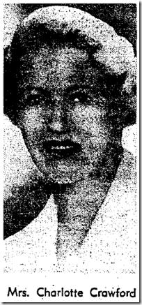 Charlotte Crawford