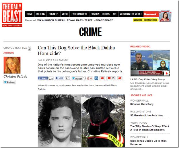 Feb. 3, 2013, Black Dahlia Soil Tests
