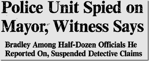 Aug. 16, 1983, LAPD Spying