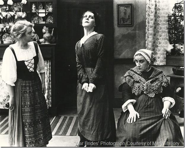 War Brides Drama