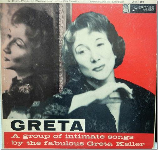 Greta Keller album